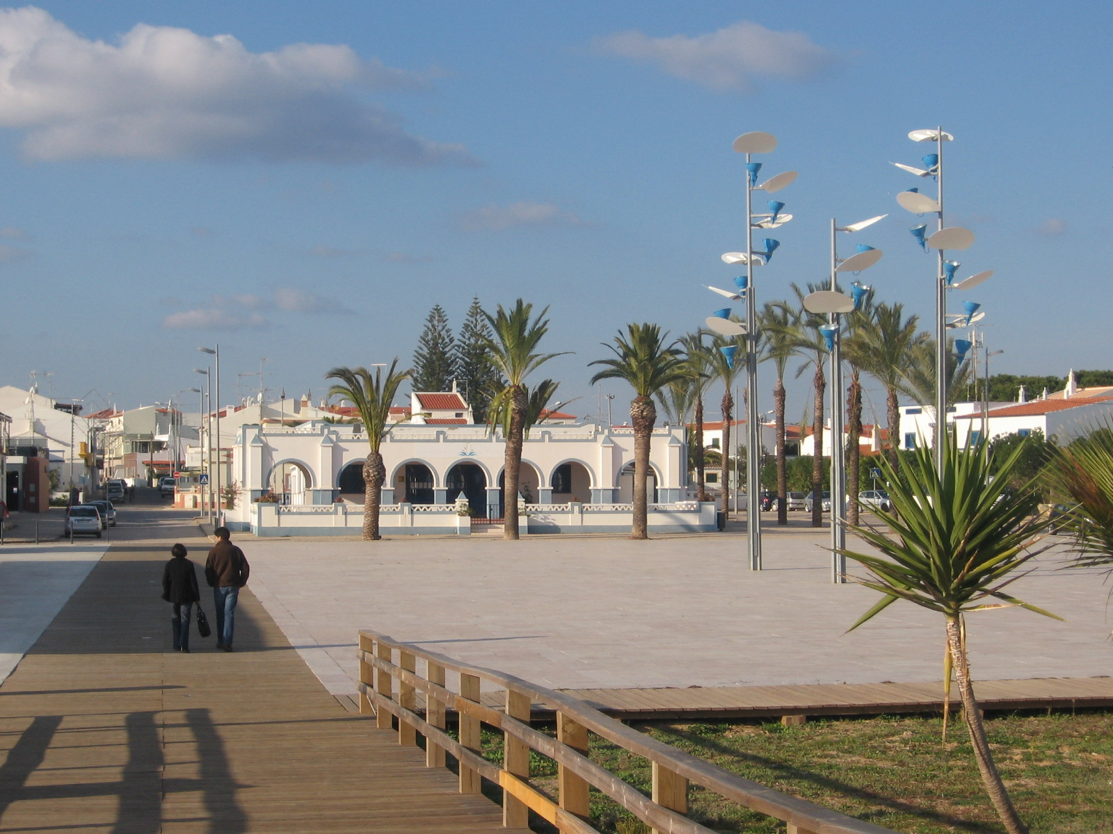 Albufeira Train Station